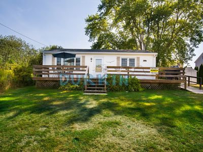 Photo for Bright and Spacious Ranch House, Walk to Beach, Handicapped Accessible