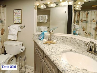 Photo for Gulf Village Beachfront with amazing views from every room.