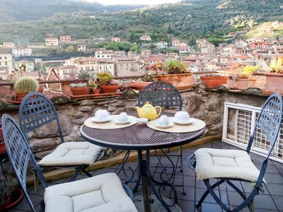 Photo for Vacation home Libro Verde (DOA130) in Dolceacqua - 8 persons, 2 bedrooms