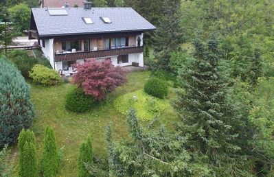 Photo for Quiet semi-detached house in south-west location with beautiful view at 960m