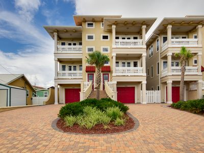 Photo for Dreams come true at 'Fantasea' LUXURIOUS Beachfront Townhome! *Private Pool*
