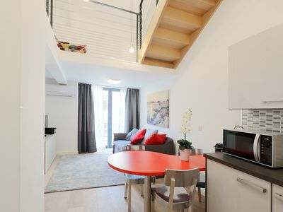 Photo for 1BR Apartment Vacation Rental in Nice, Provence-Alpes-Côte d'Azur