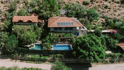 Photo for Private luxury villa with a stunning pool in natural surrundings