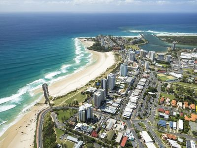 Photo for Parco Vista Unit 9 - Central Coolangatta easy walk to beaches and shops