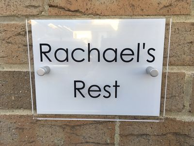 Photo for Rachael's Rest, cosy comfortable home from home, a warm welcome awaits you.