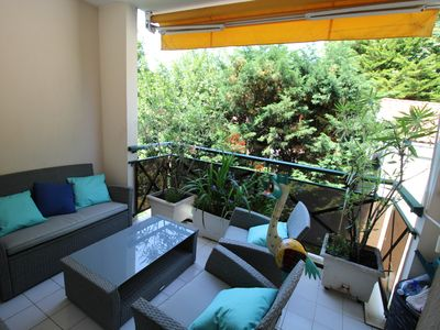 Photo for residence standing 2 bedrooms quiet terrace