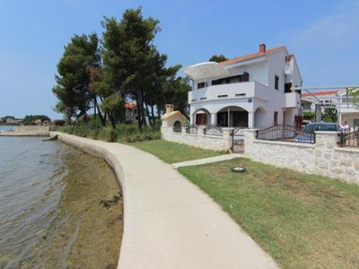 Photo for Holiday apartment Privlaka for 1 - 2 persons with 1 bedroom - Holiday apartment