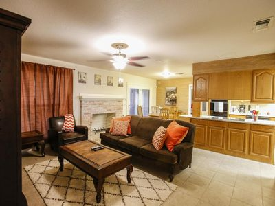 Photo for Spacious, Comfortable Home-Nearby Attractions-sea World, Lackland Afb, Downtown
