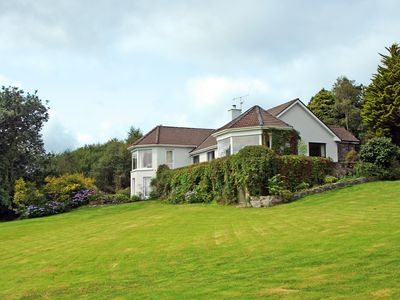 Photo for Semi-detached bungalow facing south in two acres of mature gardens with magnificent outlook ac…