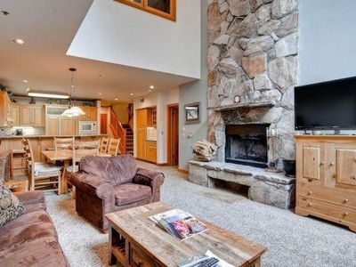 Photo for 3 Bedroom Ski-In Ski-Out Luxury Deer Valley Condo