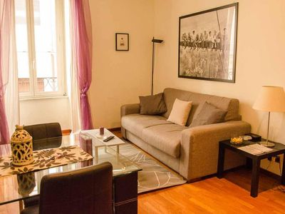 Photo for Holiday apartment Rome for 3 - 4 persons with 1 bedroom - Holiday apartment