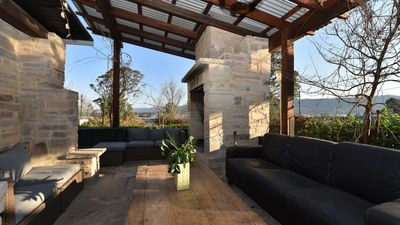 Photo for Millfield Eco Lodge - Recycled Timber, Warm Fires, Beauitful Views