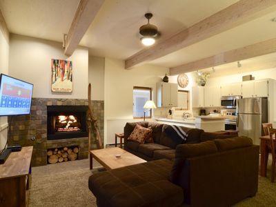 Photo for Spacious Condo in Downtown Ketchum