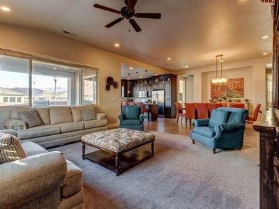 Photo for 6BR House Vacation Rental in Santa Clara, Utah