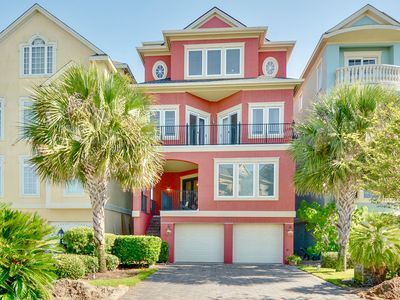 Photo for INCREDIBLE OCEAN AND MARSH VIEWS  IN THIS BEAUTIFULLY DECORATED HOME!!!