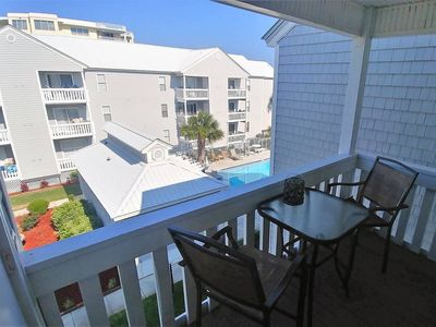 Photo for 2BR/2BA Gulfside Getaway~Pool View & Easy Beach Access!