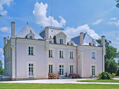 Photo for Chateau Anais - Country house for 12 people in La Haie-Fouassière