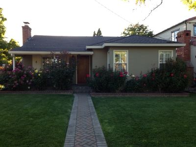 Photo for Downtown Rose Covered Mountain View Home