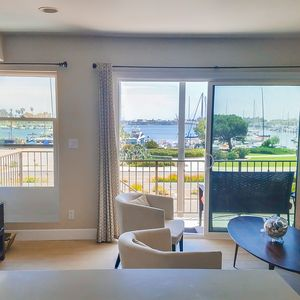 Coronado Stunning Water Views! 1/2 Block from the beach and The Del