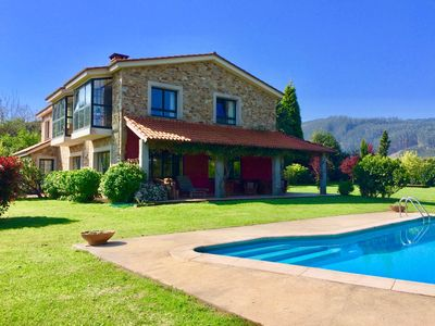 Photo for Gorgeous Estate with pool and Stunning Waterfront Views!