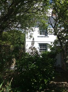 Photo for Stylish, contemporary cottage for two close to the sea, beaches and village pub