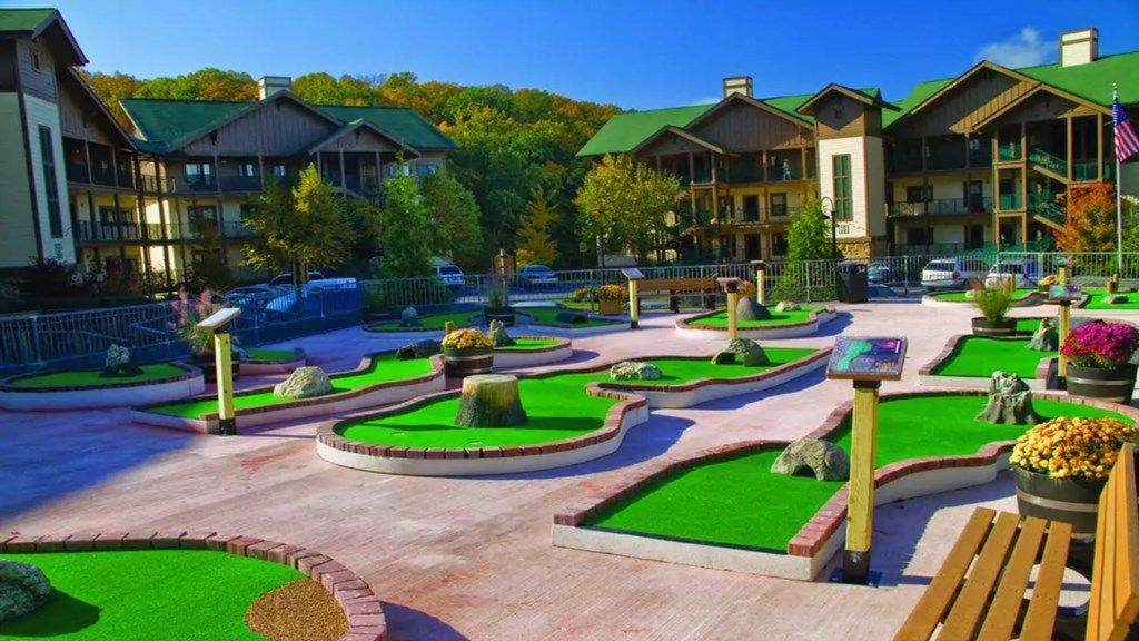 Endless possibilities at Great Smokies Resort!