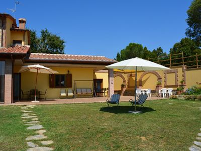 Photo for HOME S. ANDREA apartments in Umbria between relax and nature!