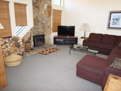Photo for Luxury 4 Bedroom Copndo with lots of beds At The Slopes! 1849 Condos Unit 652