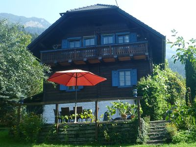 Photo for Beautiful Traditional Chalet in National Park Hohe Tauern for Mountain Holidays.