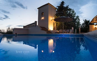Photo for RUSTIC VILLA WITH POOL 10x5 and AIR CONDITIONING