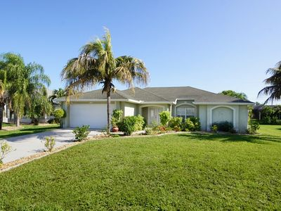 Photo for Summer Breeze - 2019 fully renovated villa in the south of Cape Coral