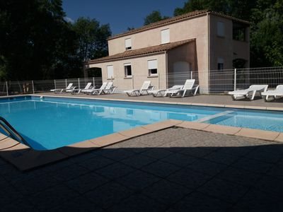 Photo for GITE ARDECHE SOUTH SWIMMING POOL TENNIS