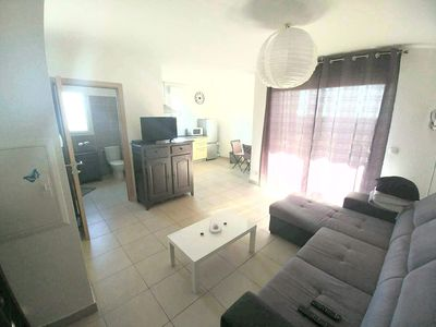 Photo for Rent T1 Lucciana near Airport of Bastia Poretta