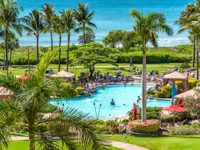 Photo for K B M Hawaii: Ocean Views, Value Priced Studio 0 Bedroom, FREE car! Aug Specials From only $221!