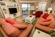 Gorgeous 2 BR on the beach with gulf views - Spring Discounts