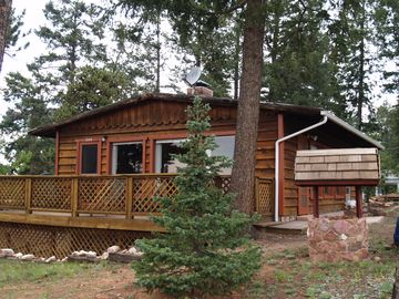 Incroyable Cozy Cabin W/Full View Of Pikes Peak