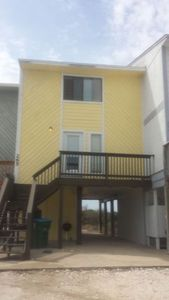 Photo for Townhome Just Steps To The Beach. Beautiful Sunsets From The Decks!