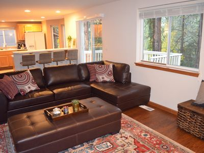 Photo for Large Beautiful Home for Groups + Families + Relaxing Near Intel/Nike