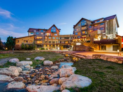 Photo for One Steamboat Place - Luxury Ski In/Ski Out Property