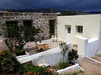 Photo for Traditional house in Karydi - Mountain & Sea