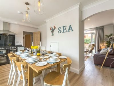 Photo for Kipling House is a luxury coastal property in the seaside haven of Wells Next the Sea.
