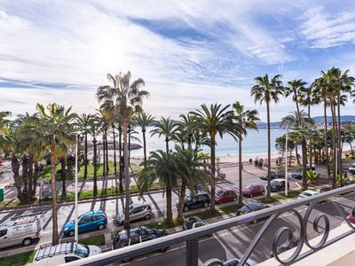 Photo for VANEAU ☀️ 1 bedroom apartment with incredible sea view