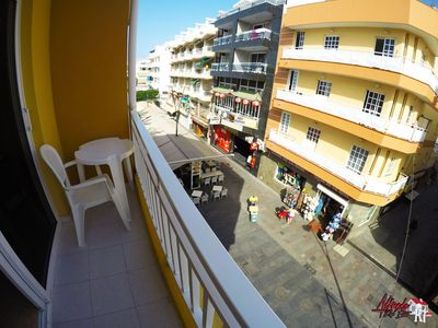 Photo for Spacious apartment with WIFI on the beachfront