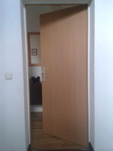 Photo for Bright, quiet 2 room apartment, ideal for 1-2 persons + child