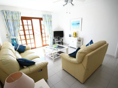 Photo for Golf Del Sur- Sunny Sought After Location-2 Bed-Sea Views-Everything close by.