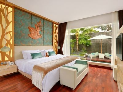 Photo for Spearmint - One Bedroom Pool Villa