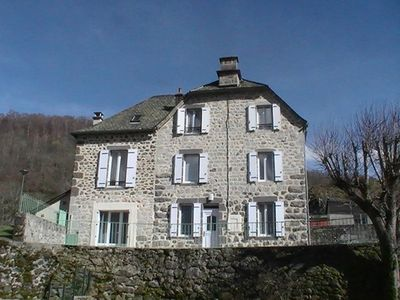 Photo for 3BR House Vacation Rental in Pierrefort, Auvergne