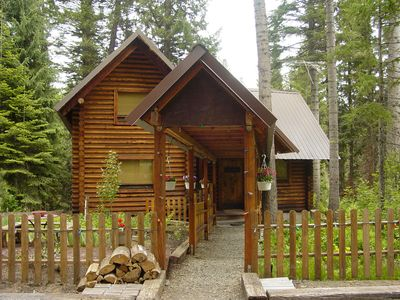 Photo for 3BR Cabin Vacation Rental in MCCALL, Idaho
