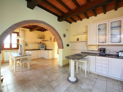 Photo for House in Fucecchio with Parking, Internet, Washing machine, Air conditioning (141613)