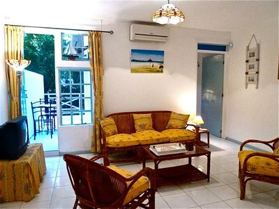 Photo for Superb apartment with pool next to stunning beaches, restaurants & amenities